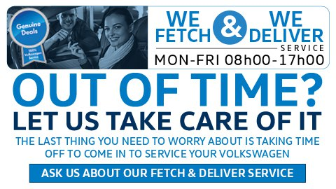 Weekday Fetch & Deliver Service
