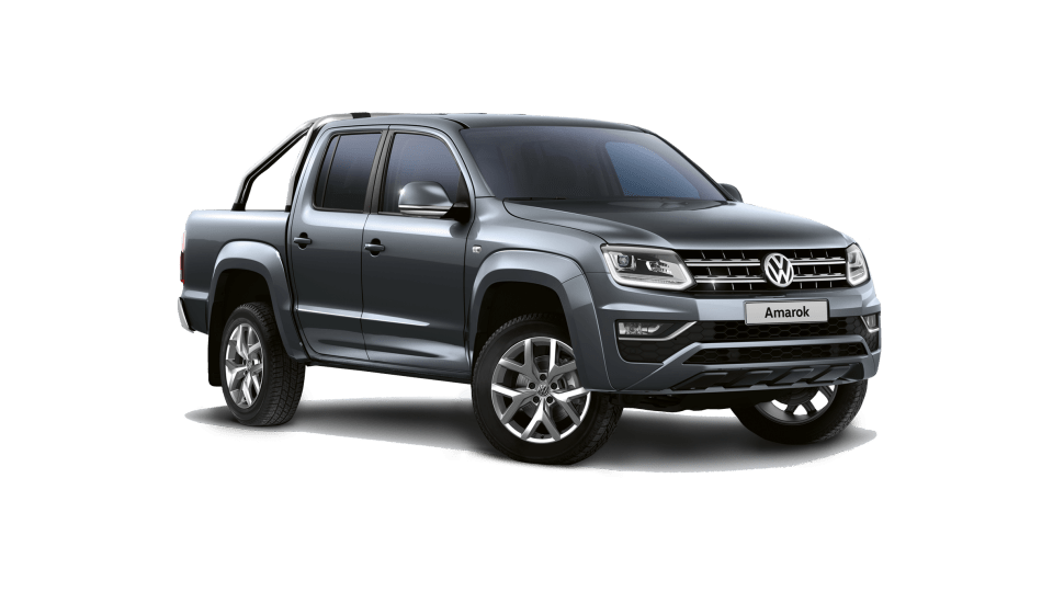 Amarok Double Cab Highline
