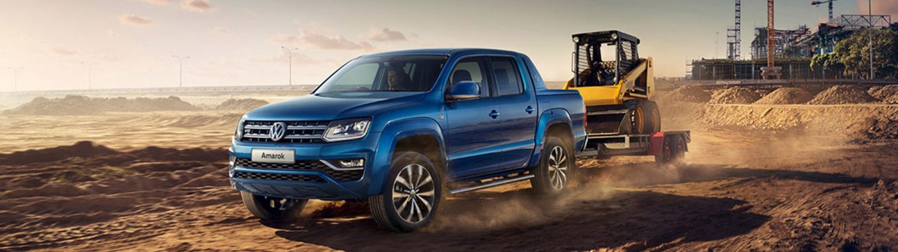 Hard working Amarok