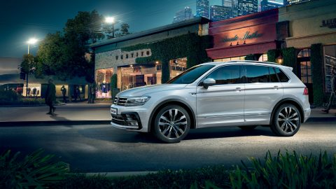 Tiguan R-line Package